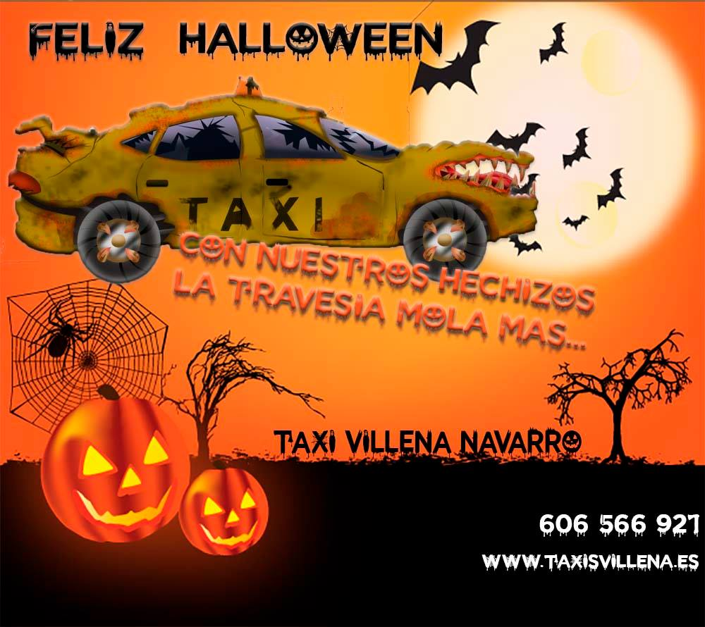 taxihallowen